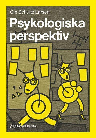 bokomslag Psykologiska perspektiv