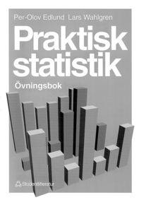 bokomslag Praktisk statistik Övningsbok - Övningsbok