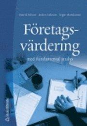 bokomslag Företagsvärdering - med fundamental analys