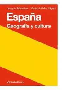 bokomslag España : Geografía y cultura