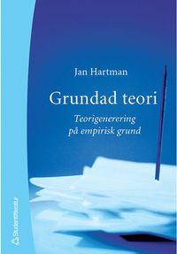 bokomslag Grundad teori - Teorigenerering på empirisk grund