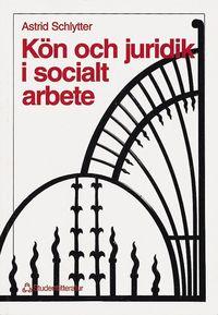 bokomslag Kön och juridik i socialt arbete