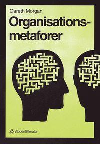 bokomslag Organisationsmetaforer