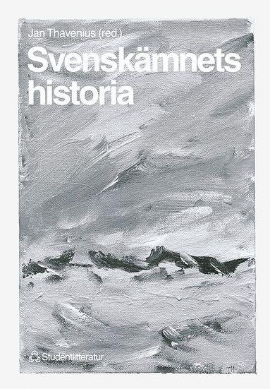 bokomslag Svenskämnets historia