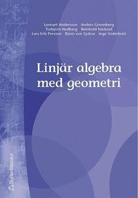 bokomslag Linjär algebra med geometri