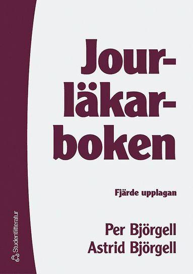 bokomslag Jourläkarboken