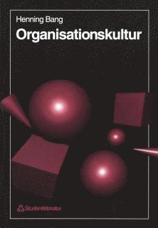bokomslag Organisationskultur
