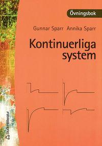 bokomslag Kontinuerliga system - övningsbok