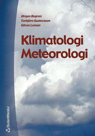 bokomslag Klimatologi Meteorologi
