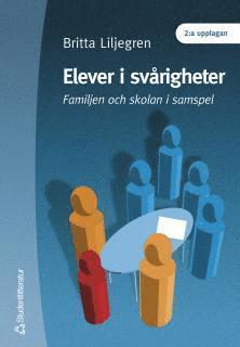 bokomslag Elever i svårigheter - Familjen och skolan i samspel
