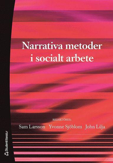 bokomslag Narrativa metoder i socialt arbete