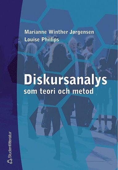 bokomslag Diskursanalys som teori och metod