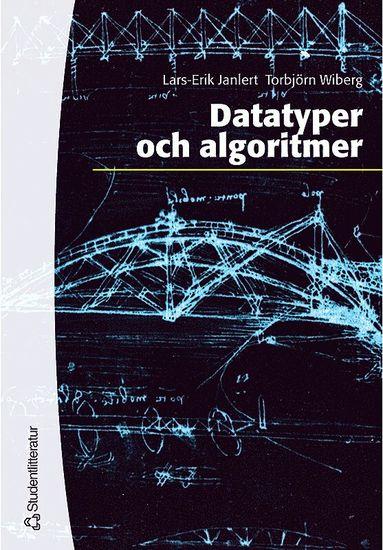 bokomslag Datatyper och algoritmer