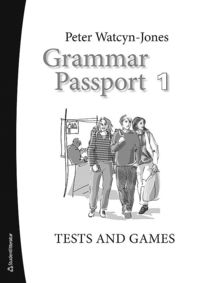 bokomslag Grammar Passport 1 : tests and Games