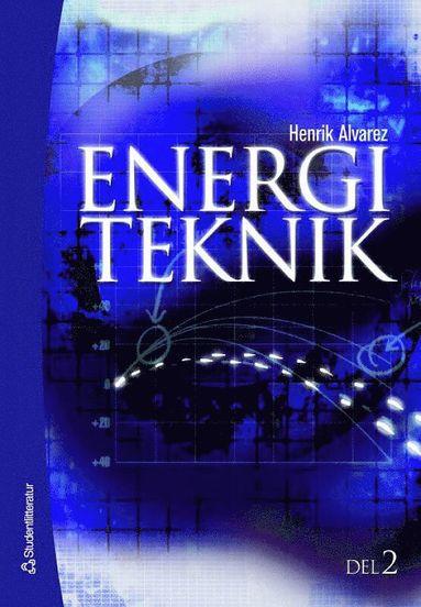 bokomslag Energiteknik