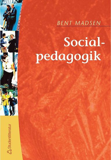 bokomslag Socialpedagogik