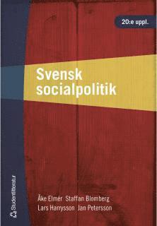 bokomslag Svensk socialpolitik