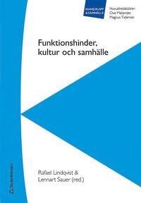bokomslag Funktionshinder, kultur och samhälle