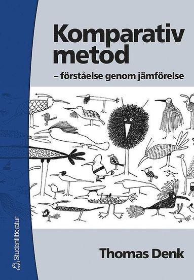 bokomslag Komparativ metod - - Förståelse genom jämförelse