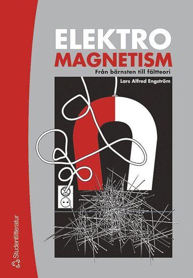 bokomslag Elektromagnetism - Från bärnsten till fältteori