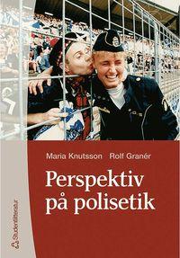 bokomslag Perspektiv på polisetik