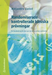bokomslag Randomiserade kontrollerade kliniska prövningar