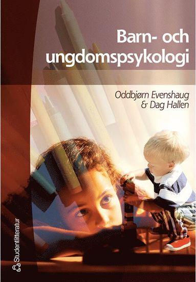 bokomslag Barn- och ungdomspsykologi
