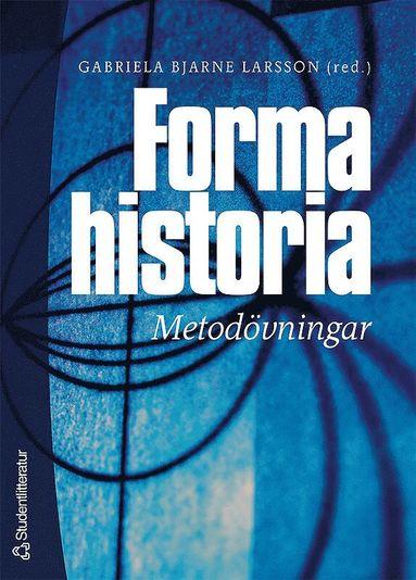 bokomslag Forma historia - Metodövningar