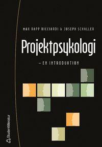 bokomslag Projektpsykologi : en introduktion