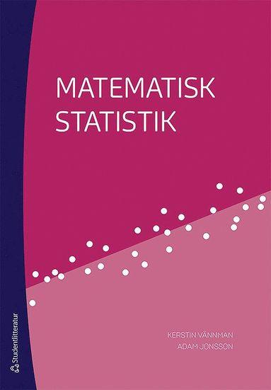 bokomslag Matematisk statistik