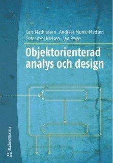 bokomslag Objektorienterad analys och design