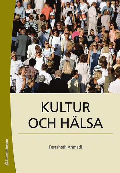 bokomslag Kultur och hälsa