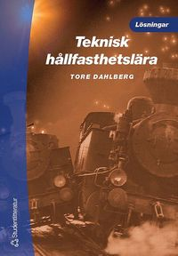 bokomslag Teknisk hållfasthetslära - lösningar