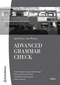 bokomslag Advanced Grammar Check : Engelska 6 (10-pack)