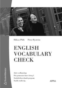 bokomslag English Vocabulary Check (10-pack)