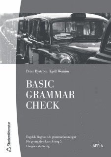 bokomslag Basic Grammar Check (10-pack) - Engelsk basgrammatik med diagnos och övningar
