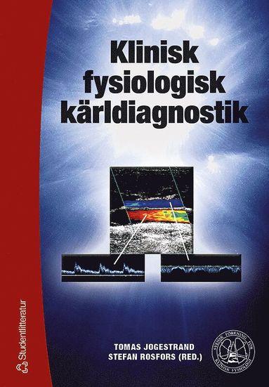 bokomslag Klinisk fysiologisk kärldiagnostik