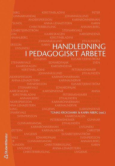 bokomslag Handledning i pedagogiskt arbete