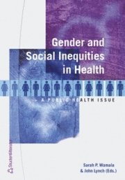bokomslag Gender and Social Inequities in Health