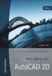 bokomslag Kom igång med AutoCAD 2 D 2002