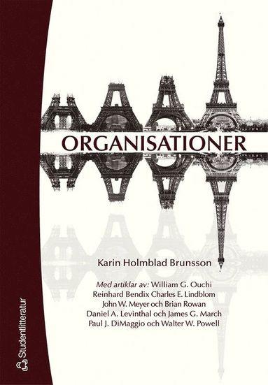 bokomslag Organisationer