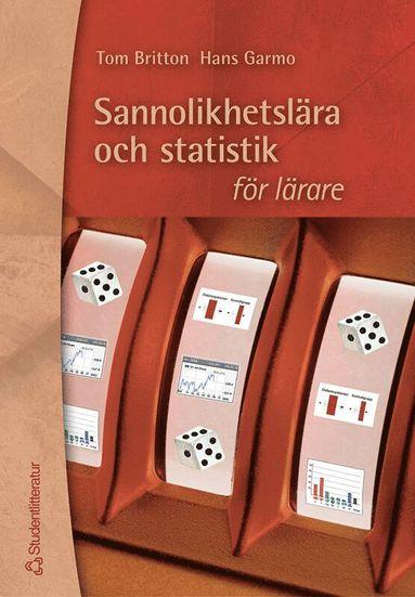 bokomslag Sannolikhetslära och statistik
