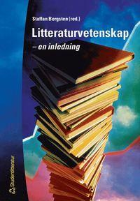 bokomslag Litteraturvetenskap - - en inledning