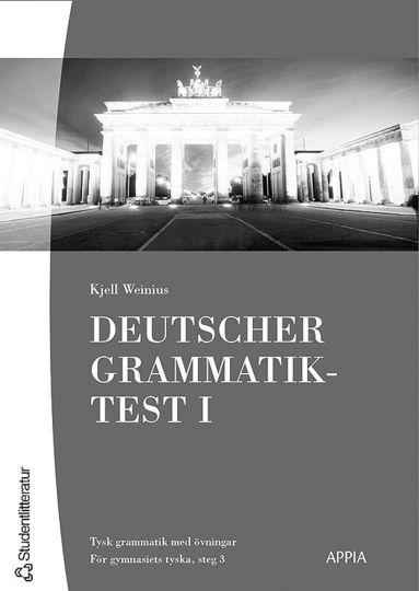 bokomslag Deutscher Grammatiktest 1 : Tyska 3 (10-pack)