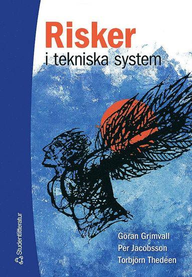 bokomslag Risker i tekniska system