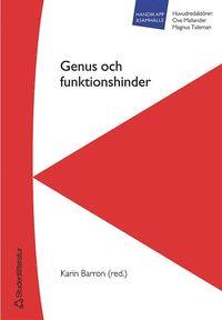 bokomslag Genus och funktionshinder