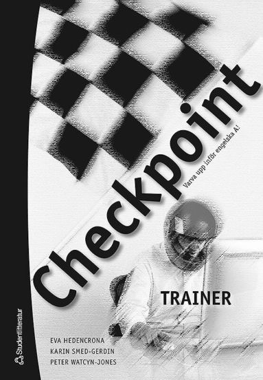bokomslag Checkpoint Trainer (10-pack)