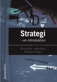 bokomslag Strategi : en introduktion