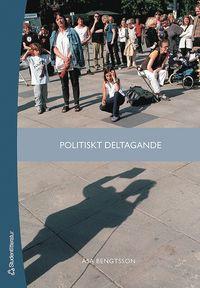 bokomslag Politiskt deltagande