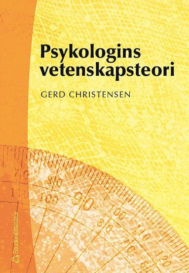 bokomslag Psykologins vetenskapsteori : en introduktion